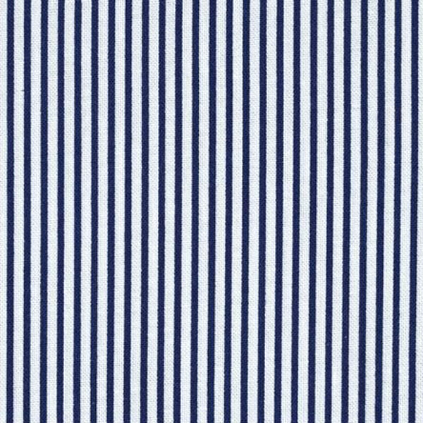 Navy Stripe Fabric from Dear Stella Designs