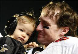 drew brees son