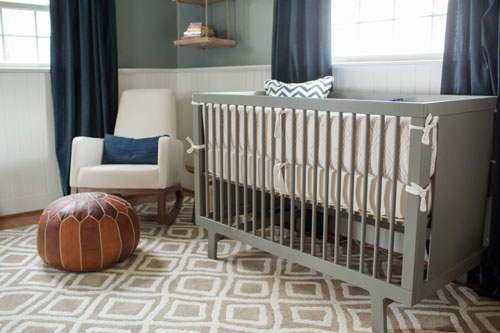 nautical them nursery | nautical theme baby room