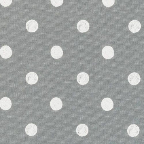 Rifle Paper Co. Caterpillar Dots in Gray