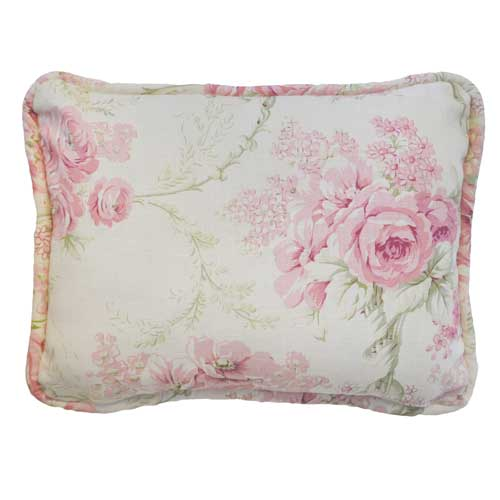 Floral Throw Pillow | Roses for Bella Collection
