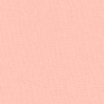 Dusty Peach Fabric Kona Cotton