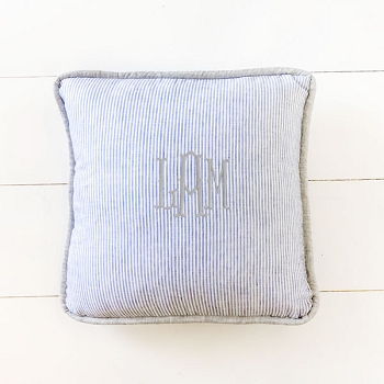 Linen Throw Pillow | Nantucket Collection