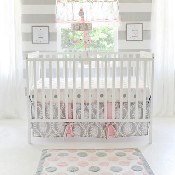 Olivia Rose Crib Collection by My Baby Sam