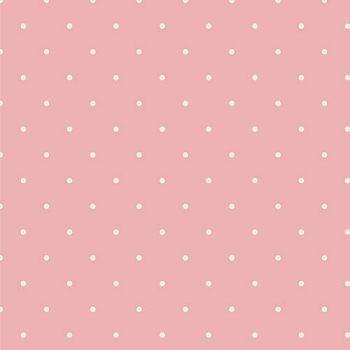 Blush Dot Knit Fabric | Spotted Speckles