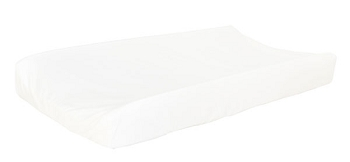 White Changing Pad Cover