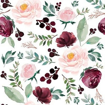 Wild at Heart Floral Fabric