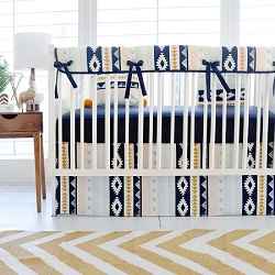 Aztec Crib Set | Arid Horizon II Collection