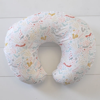 Woodland Nursing Pillow Slipcover | Faraway Forest Collection