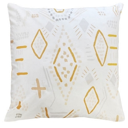 Tribal Pillow | Head West Crib Collection