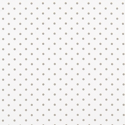 Petite Dots in Khaki | Premier Prints Mini Dot White/Ecru Twill