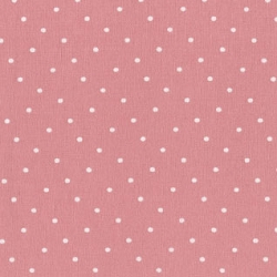 Dear Stella Fabrics | Polka Dot in Blush
