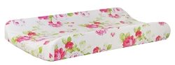 Floral Changing Pad Cover | Sadie's Dance Collection