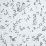 Shannon Fabrics SMD Small Wonders Embrace Cloud