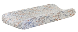 Woodland Changing Pad Cover | Woodsy Forest Crib Collection