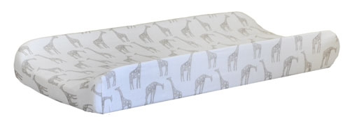 Giraffe Changing Pad Cover | Wild Safari Collection