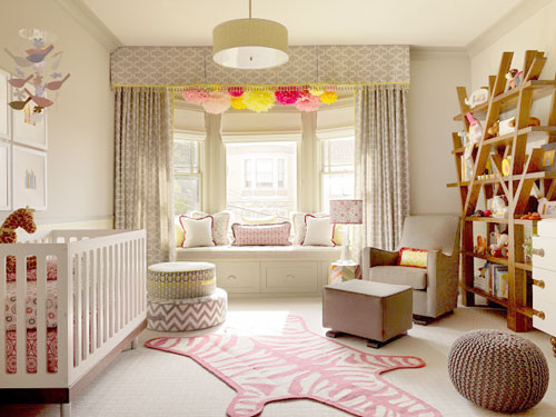 Baby Room Design | Nursery Design Ideas