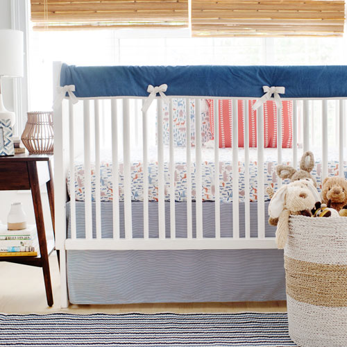 Woodland Nursery Bedding | Woodsy Forest Collection