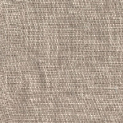 Antique Linen Tan Fabric | Noveltex Florence Natural