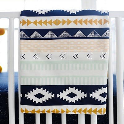 Aztec Baby Blanket | Arid Horizon Crib Collection