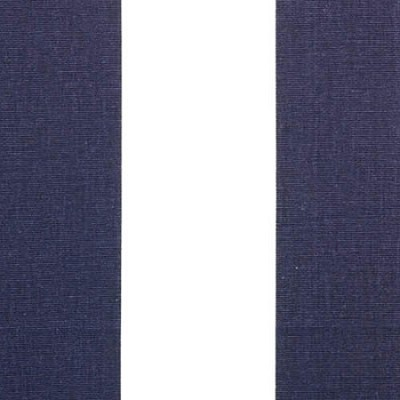 Blue Stripe Fabric | Big Navy Stripe