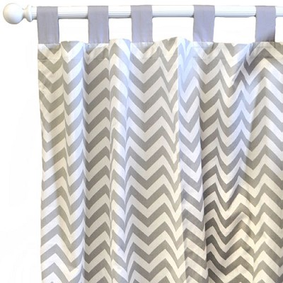 Chevron Curtains | Zig Zag Baby Collection