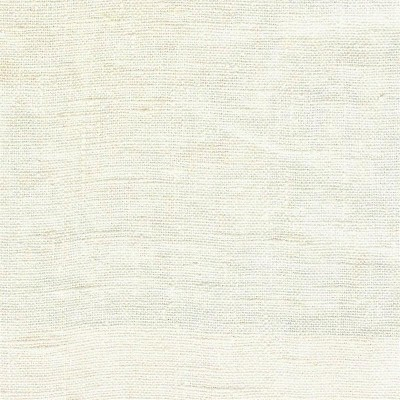 Linen Fabric by the Yard in Ivory