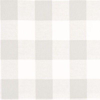 Gray Buffalo Check Fabric