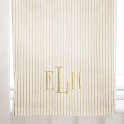 Gold Baby Blanket | Gold Dust Crib Collection