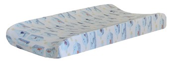 Nautical Changing Pad Cover | Hook Line Sinker Crib Collection