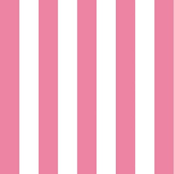 Hot Pink Candy Stripe