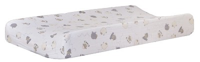 Lambie Muslin Changing Pad Cover