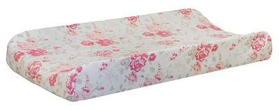 Floral Changing Pad Cover | Nostalgic Rose Crib Collection