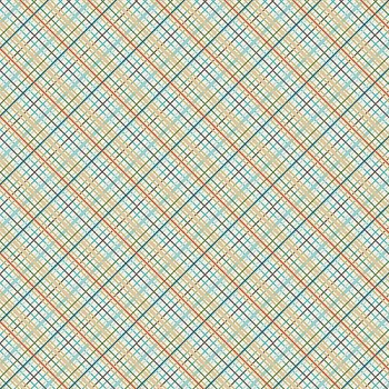 Riley Blake Fabrics Offshore Plaid Tan
