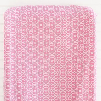 Pink Changing Pad Cover | Pink Extravaganza Crib Collection