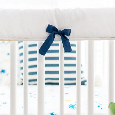 Crib Guard Rail Cover | Sun Kissed Baby Bedding Collection