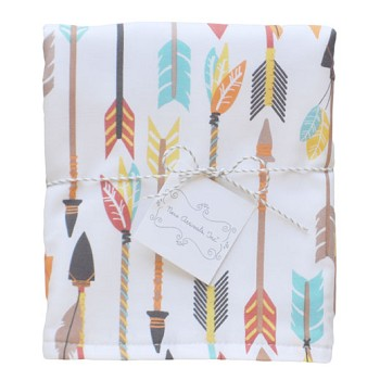 Travel Changing Pad | Lucky Arrow Collection