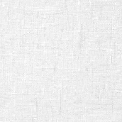 Flannel Fabric in White