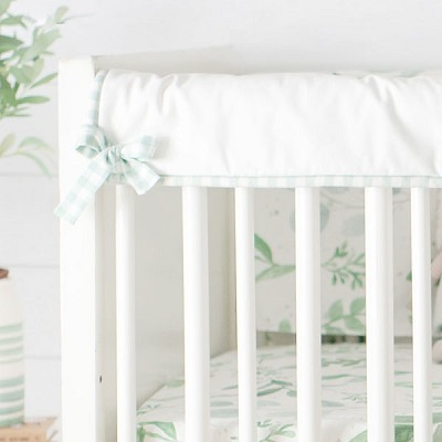 Short Side Crib Rail Guard | Willow Crib Collection