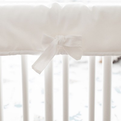 Crib Rail Protector | Young & Brave Baby Bedding Collection