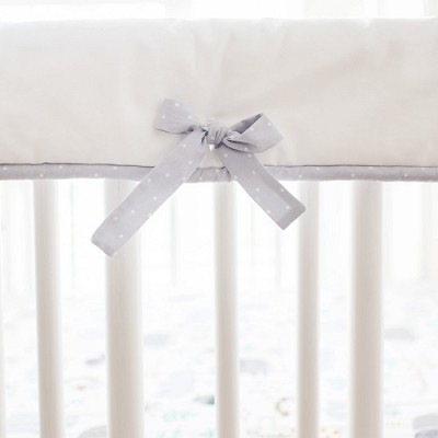 Crib Guard Rail Cover | Saltwater Friends and Zoo Escape Crib Collections